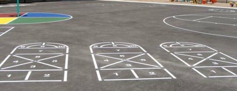 Playground Recreational - Playground stencils