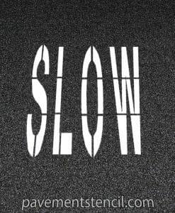 Amazon slow stencil
