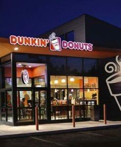 Dunkin' Donuts'